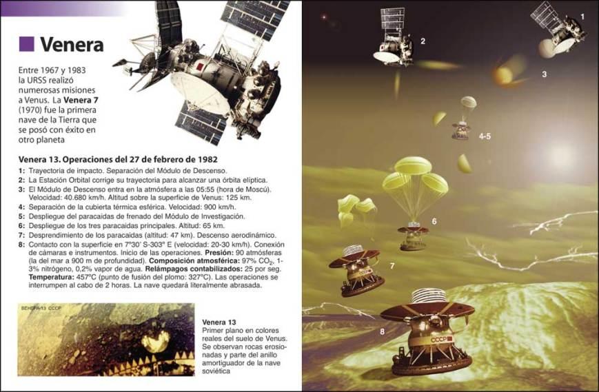 Venera 13: misión soviética a Venus