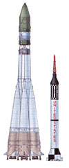 Vostok vs. Mercury