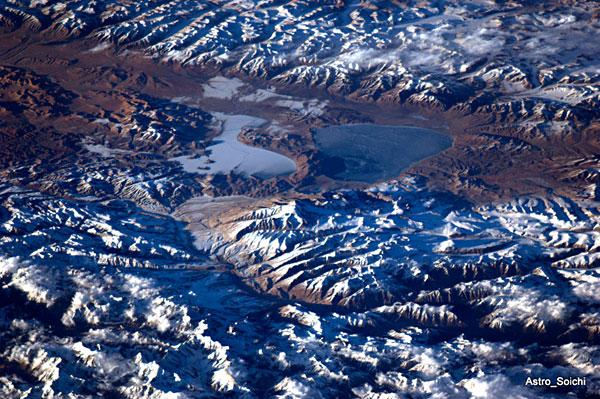 Imagenes del planeta desde el espacio Soichi Noguchi
