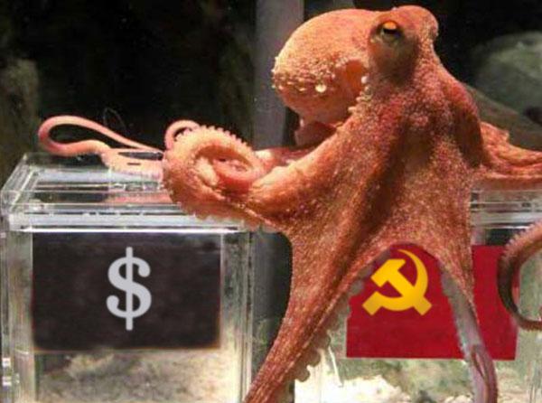 Humor gráfico contra el capitalismo, la globalización, la mass media occidental y los gobiernos entreguistas... - Página 6 Red-paul