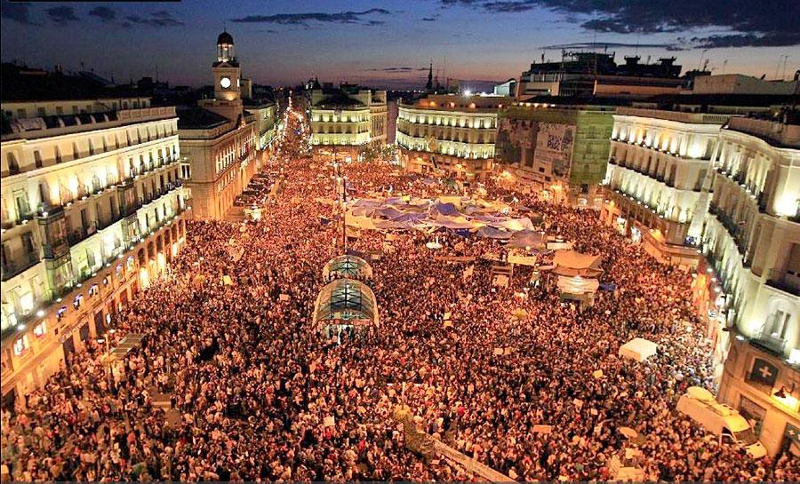 fiesta liberal madrid:
