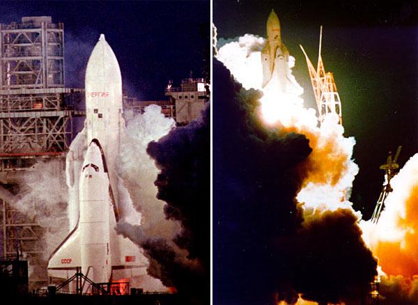 Burán: Cuando la Unión Soviética superó al transbordador espacial de EEUU (4/6)