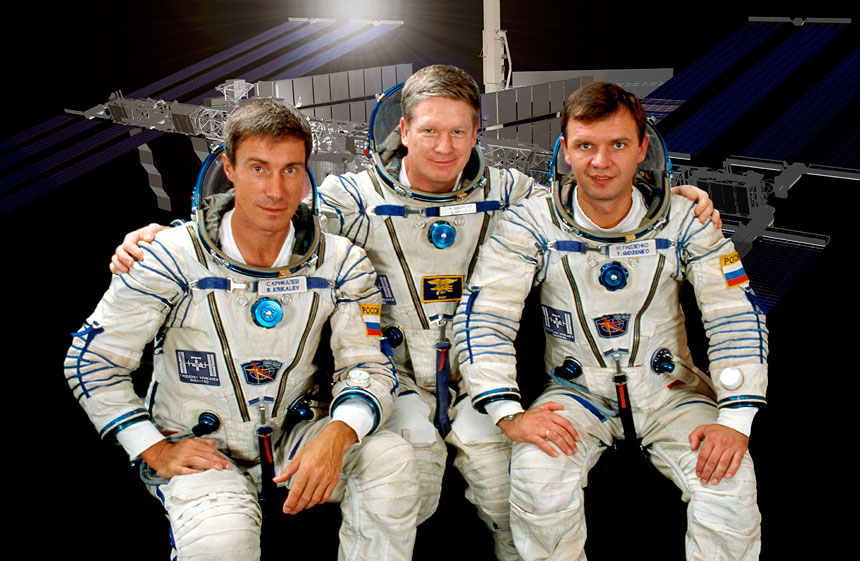 ISS-Expedition_1-crew